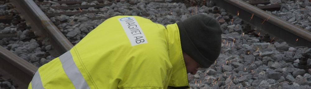 Magmet AB – svets, mek, spårsvets, arbetsledning i Kiruna